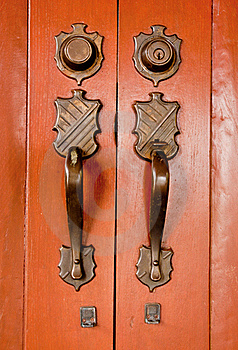 Old Door Knob Royalty Free Stock Images - Image: 16036669