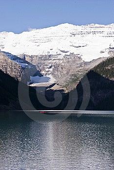 Lake And Glacier Royalty Free Stock Image - Image: 16038346