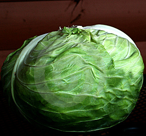Fresh Cabbage Royalty Free Stock Images - Image: 16040979