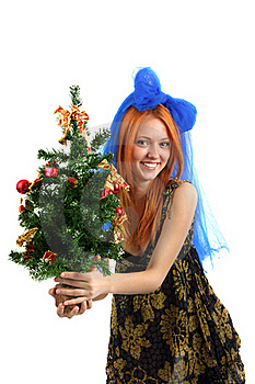 The Young Beautiful Girl Stock Images - Image: 16044844