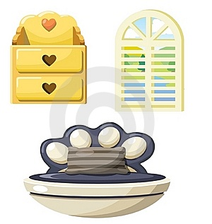 Household Items Stock Images - Image: 16044854