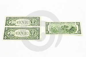 Integration Of Dollars Royalty Free Stock Image - Image: 16045126