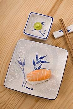 Nigiri Sushi Stock Photo - Image: 16046040