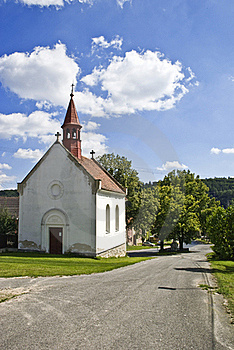 Little Chapel Stock Photography - Image: 16049592