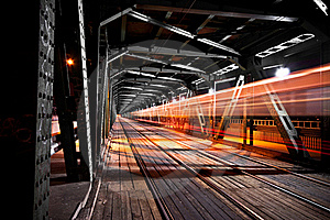Gdanski Bridge Stock Photography - Image: 16050782