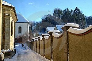 Pilgrimage 1 Royalty Free Stock Photo - Image: 16052555