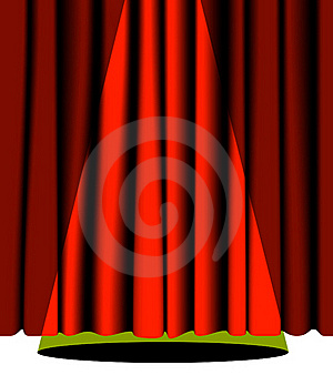 Show Time Royalty Free Stock Images - Image: 16053439
