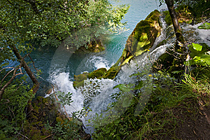 Plitvice Lakes Royalty Free Stock Images - Image: 16054879