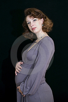 Pregnant Woman Stock Photos - Image: 16057793