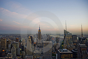 Empire State Building Stock Image - Image: 16059791