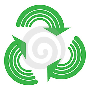 Recycle Royalty Free Stock Photography - Image: 16060407