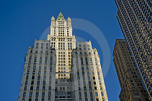 New York Buildings Royalty Free Stock Images - Image: 16060419