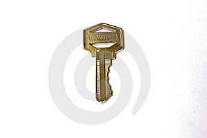 Key To Win Royalty Free Stock Photography - Image: 16065797