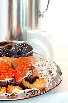 Small Cakes Stock Photos - Image: 16070273