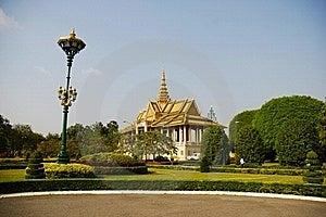 King Palace Stock Photography - Image: 16071262