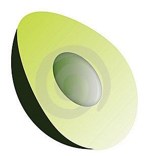 Sliced Avocado Stock Photos - Image: 16072353
