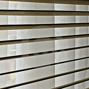 Blinds And Curtain Stock Images - Image: 16072524