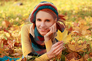 On Grass Royalty Free Stock Photos - Image: 16079458