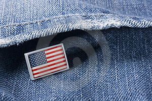 Flag Of The USA Royalty Free Stock Image - Image: 16079876