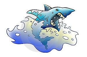Shark Stock Photography - Image: 16081632