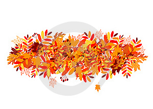 Autumn Leaves Background Stock Images - Image: 16082714
