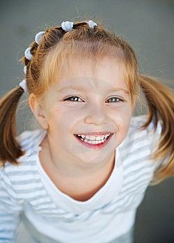 Beautiful Girl Close-up Stock Images - Image: 16089734
