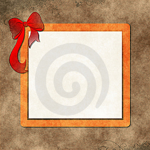 Vintage Background With Frames Stock Photo - Image: 16093180