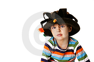 Pretty Kid Royalty Free Stock Images - Image: 16095519