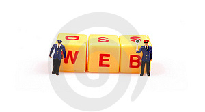 Worl Wide Web Royalty Free Stock Images - Image: 16096359