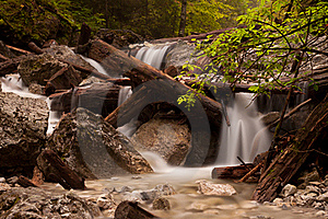 Slovenský Raj - Slovak Paradise Royalty Free Stock Images - Image: 16096499