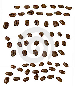 Coffee Grains Stock Photo - Image: 16096680