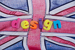 British Design: Possible Logo. Royalty Free Stock Photography - Image: 16097377