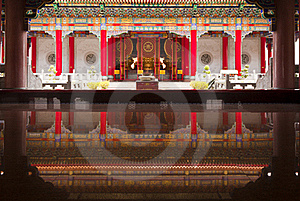 The Chinese Temple Stock Photos - Image: 16099883
