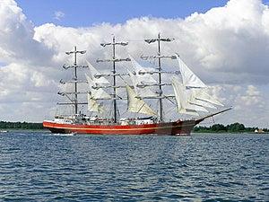 Old Sail-ship Free Stock Photos