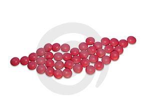 Tabletlippen Royalty-vrije Stock Afbeeldingen - Afbeelding: 1612389