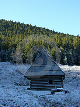 Mountain Refuge Stock Images - Image: 1618104