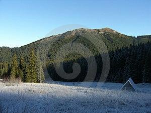 Mountain Refuge Stock Image - Image: 1618311