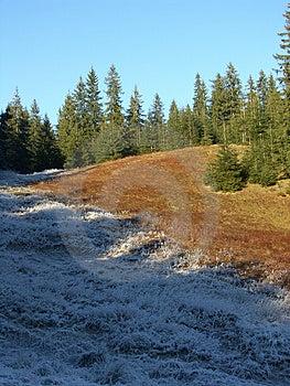 Mountain Slope Stock Image - Image: 1618431