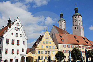 Wemding - Bavaria Royalty Free Stock Photo - Image: 16116135