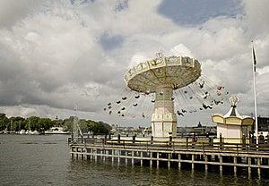 Merry Go Round Stock Image - Image: 16116651