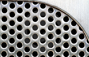 Metal Template Background Stock Images - Image: 16116974
