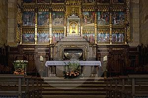 San Isidoro Church, León, Spain. Stock Photo - Image: 16122040