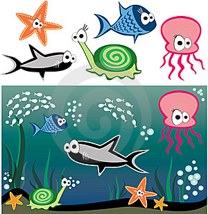 Underwater Royalty Free Stock Photos - Image: 16125368