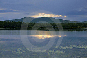 Sunrise Glow Stock Photo - Image: 16148240