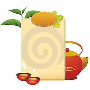 Tea Menu Royalty Free Stock Photos - Image: 16148478
