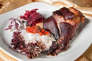 Pork Leg Stock Photos - Image: 16150743