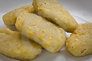 Chicken Nuggets Royalty Free Stock Photos - Image: 16151248