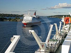 Cruise Ship Stock Image - Image: 16151411