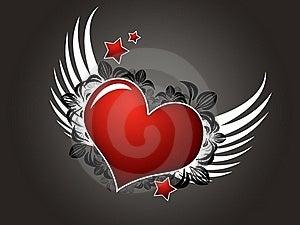 Love Card Royalty Free Stock Photo - Image: 16152215