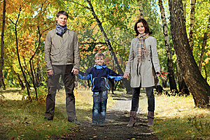 Parents And Son Royalty Free Stock Photos - Image: 16155618